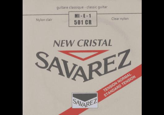 Cordes - CORDES GUITARES CLASSIQUES - A L'UNITE - Savarez - CSA 501CR - Royez Musik