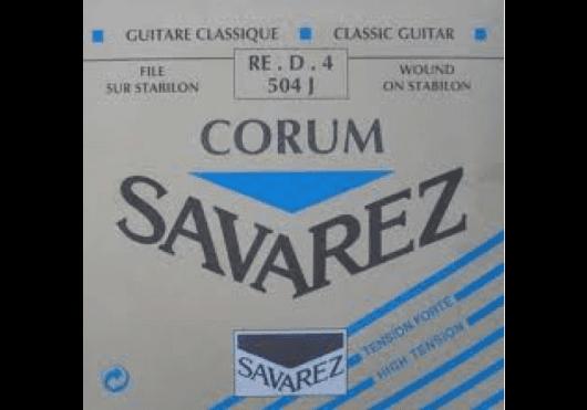 Cordes - CORDES GUITARES CLASSIQUES - A L'UNITE - Savarez - CSA 504J - Royez Musik