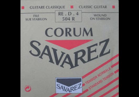 Cordes - CORDES GUITARES CLASSIQUES - A L'UNITE - Savarez - CSA 504R - Royez Musik