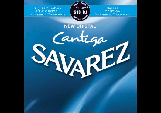 Cordes - CORDES GUITARES CLASSIQUES - JEU COMPLET - Savarez - CSA 510CJ - Royez Musik