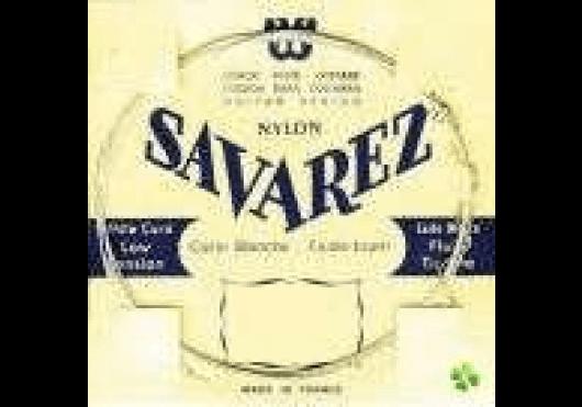 Cordes - CORDES GUITARES CLASSIQUES - A L'UNITE - Savarez - CSA 522B - Royez Musik