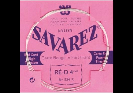Cordes - CORDES GUITARES CLASSIQUES - A L'UNITE - Savarez - CSA 524R - Royez Musik