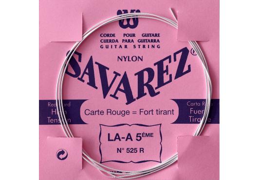 Cordes - CORDES GUITARES CLASSIQUES - A L'UNITE - Savarez - CSA 525R - Royez Musik