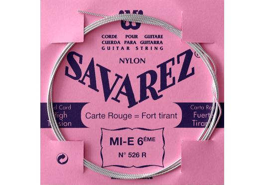 Cordes - CORDES GUITARES CLASSIQUES - A L'UNITE - Savarez - CSA 526R - Royez Musik