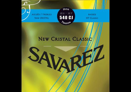 Cordes - CORDES GUITARES CLASSIQUES - JEU COMPLET - Savarez - CSA 540CJ - Royez Musik