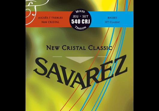 Cordes - CORDES GUITARES CLASSIQUES - JEU COMPLET - Savarez - CSA 540CRJ - Royez Musik