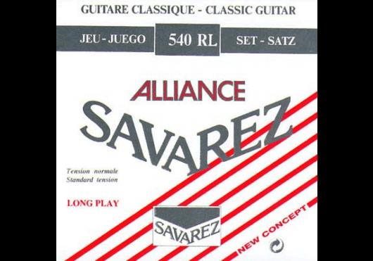 Cordes - CORDES GUITARES CLASSIQUES - JEU COMPLET - Savarez - CSA 540RL - Royez Musik