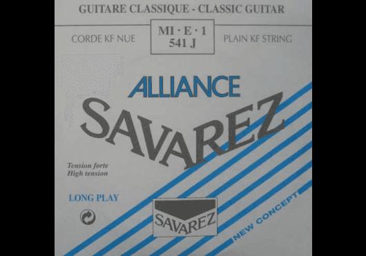 Cordes - CORDES GUITARES CLASSIQUES - A L'UNITE - Savarez - CSA 541J - Royez Musik