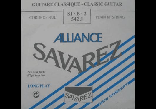 Cordes - CORDES GUITARES CLASSIQUES - A L'UNITE - Savarez - CSA 542J - Royez Musik