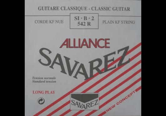 Cordes - CORDES GUITARES CLASSIQUES - A L'UNITE - Savarez - CSA 542R - Royez Musik