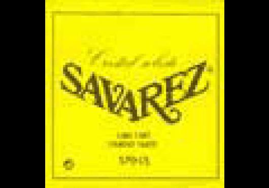 Cordes - CORDES GUITARES CLASSIQUES - JEU COMPLET - Savarez - CSA 570CS - Royez Musik