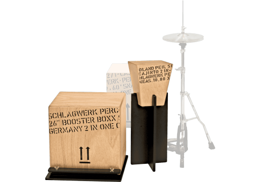 Batteries & Percussions - PERCUSSIONS - CAJONS - Schlagwerk - PSC BCSET - Royez Musik