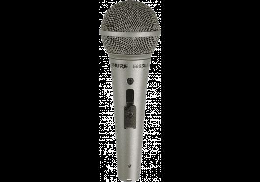 Audio - MICROS - MICROS FILAIRES - Shure - SSE 588SDX - Royez Musik