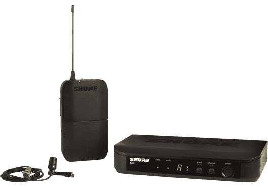 Audio - SYSTEMES HF - Shure - SSE BLX14E-CVL-M17 - Royez Musik