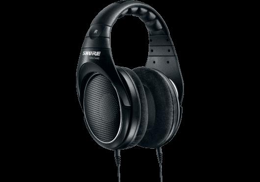 Audio - CASQUES, ECOUTEURS, EAR MONITOR - CASQUES - STUDIO - Shure - SSE SRH1440 - Royez Musik