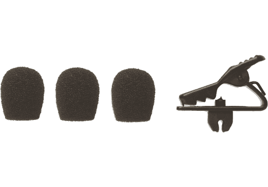Audio - MICROS - MICROS FILAIRES - Shure - SSP RPM153B - Royez Musik