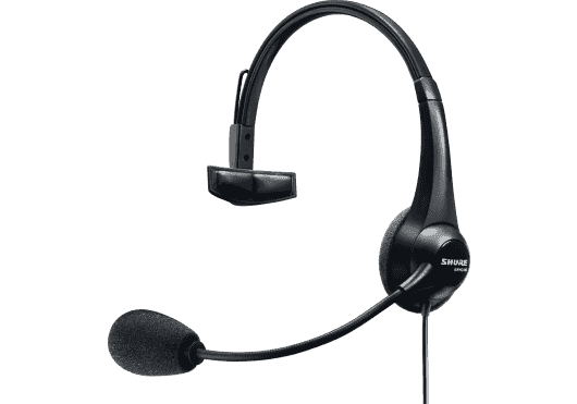 Audio - MICROS - MICROS CASQUE BROADCAST - Shure - SSX BRH31M - Royez Musik