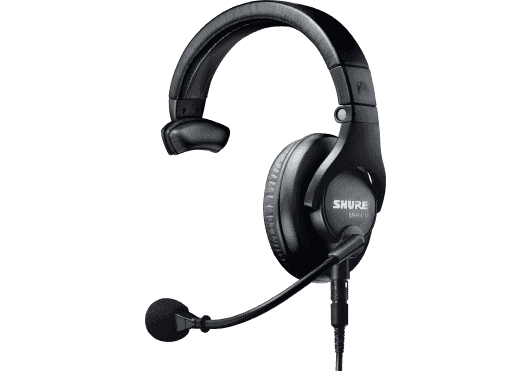 Audio - MICROS - MICROS CASQUE BROADCAST - Shure - SSX BRH441M - Royez Musik
