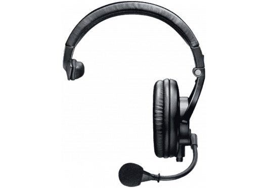 Audio - MICROS - MICROS CASQUE BROADCAST - Shure - SSX BRH441M-LC - Royez Musik