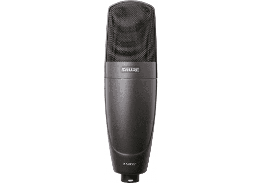 Audio - MICROS - MICROS DE STUDIO - Shure - SSX KSM32-CG - Royez Musik