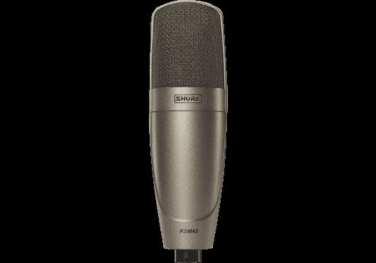 Audio - MICROS - MICROS DE STUDIO - Shure - SSX KSM42-SG - Royez Musik