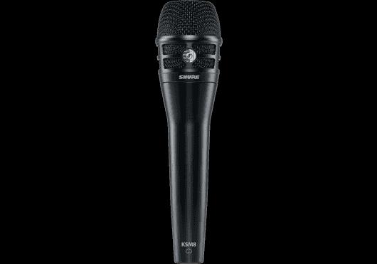 Audio - MICROS - MICROS DE STUDIO - Shure - SSX KSM8-B - Royez Musik