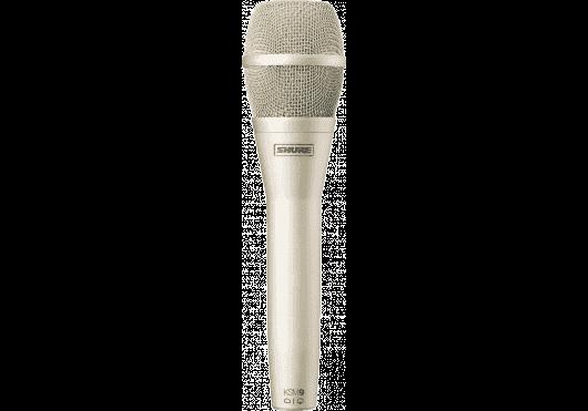 Audio - MICROS - MICROS DE STUDIO - Shure - SSX KSM9-SL - Royez Musik