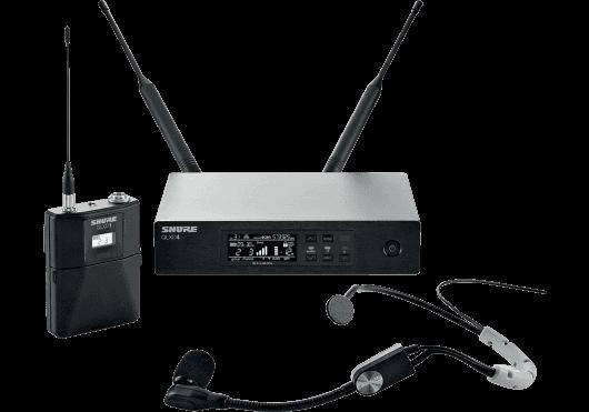 Audio - SYSTEMES HF - Shure - SSX QLXD14-SM35-L52 - Royez Musik