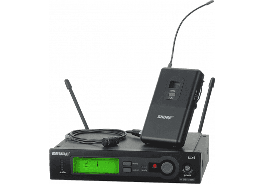 Audio - SYSTEMES HF - Shure - SSX SLX14E-85-J3 - Royez Musik
