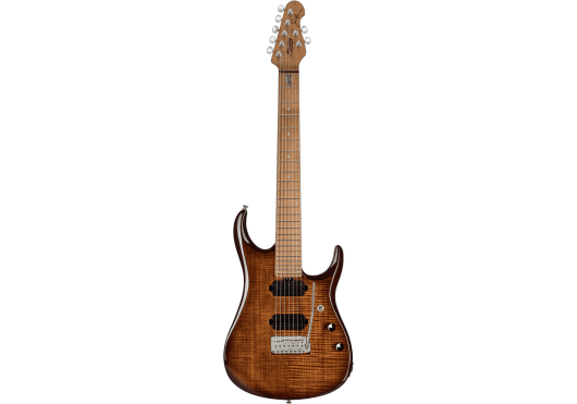 Guitares & Co - GUITARES ELECTRIQUES - GUITARES SOLID BODY - STERLING BY MUSIC MAN - GSB JP157FM-ILB - Royez Musik