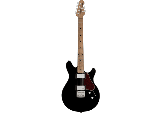 Guitares & Co - GUITARES ELECTRIQUES - GUITARES SOLID BODY - STERLING BY MUSIC MAN - GSB JV60-BK - Royez Musik