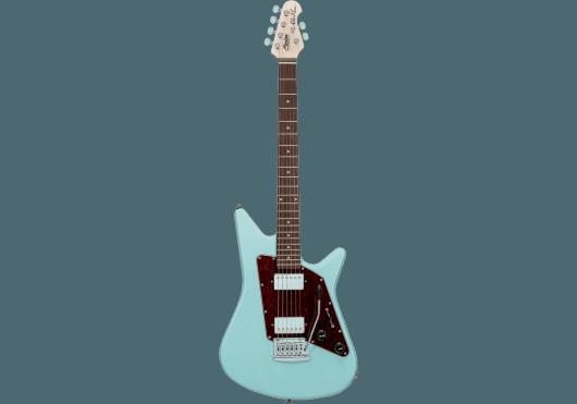 Guitares & Co - GUITARES ELECTRIQUES - GUITARES SOLID BODY - STERLING BY MUSIC MAN - GSU AL40-DBL-R1 - Royez Musik