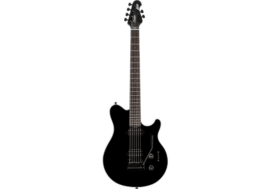 Guitares & Co - GUITARES ELECTRIQUES - GUITARES SOLID BODY - STERLING BY MUSIC MAN - GSU AX3S-BK-R1 - Royez Musik