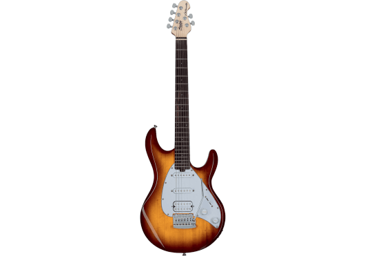 Guitares & Co - GUITARES ELECTRIQUES - GUITARES SOLID BODY - STERLING BY MUSIC MAN - GSU SILO3-TBS-R1 - Royez Musik