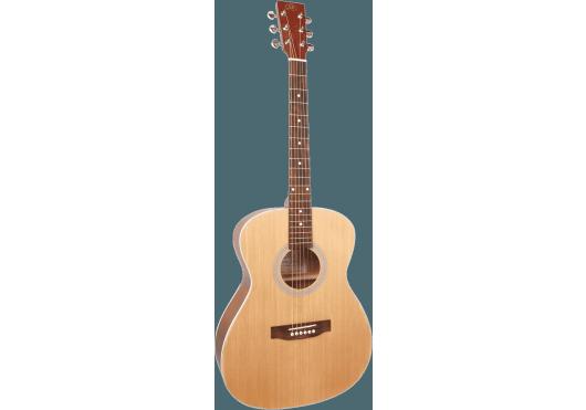 Guitares & Co - GUITARES ACOUSTIQUES - 6 CORDES - SX - GSX SO204 - Royez Musik