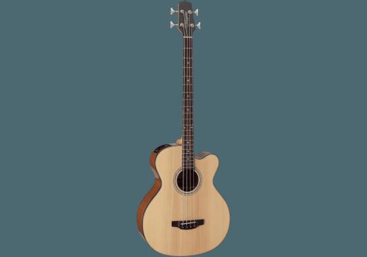Guitares & Co - GUITARES BASSES - BASSES ACOUSTIQUES - Takamine - GTA GB30CENAT - Royez Musik