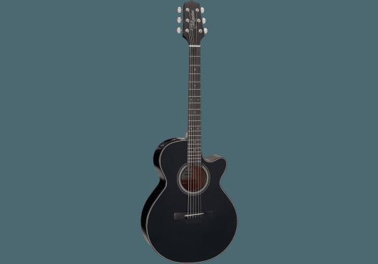 Guitares & Co - GUITARES ACOUSTIQUES - 6 CORDES - Takamine - GTA GF15CEBLK - Royez Musik