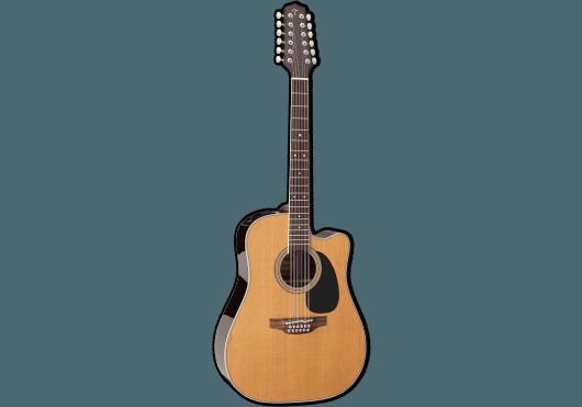 Guitares & Co - GUITARES ACOUSTIQUES - 6 CORDES - Takamine - GTV EF400SC-TT - Royez Musik