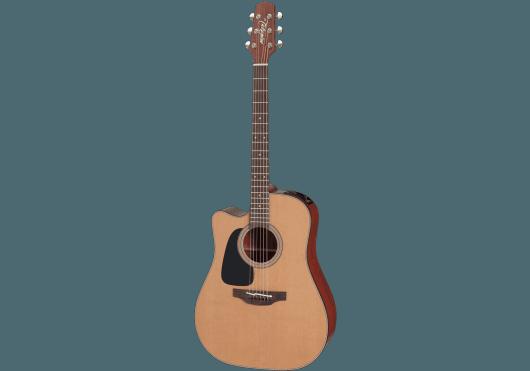 Guitares & Co - GUITARES ACOUSTIQUES - 6 CORDES - GAUCHER - Takamine - GTV P1DCLH - Royez Musik