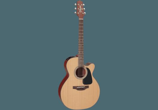 Guitares & Co - GUITARES ACOUSTIQUES - 6 CORDES - Takamine - GTV P1NC - Royez Musik