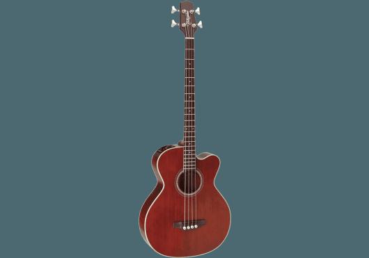 Guitares & Co - GUITARES BASSES - BASSES ACOUSTIQUES - Takamine - GTV PB5-ANS - Royez Musik