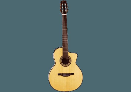 Guitares & Co - GUITARES CLASSIQUES - 4/4 - Takamine - GTV TC135SC - Royez Musik