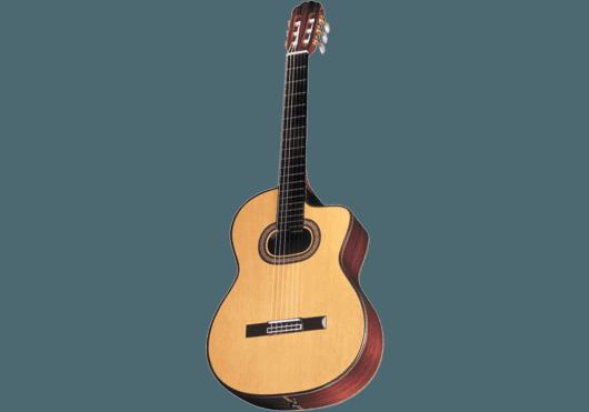 Guitares & Co - GUITARES CLASSIQUES - 4/4 - Takamine - GTV TH90 - Royez Musik