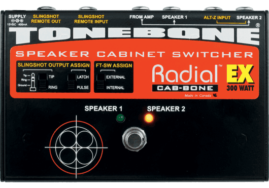 Amplis effets - COMMUTATEURS - Tonebone - MTO CABBONE-EX - Royez Musik