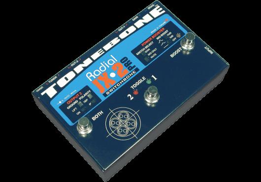 Amplis effets - COMMUTATEURS - Tonebone - MTO SWITCHBONE - Royez Musik