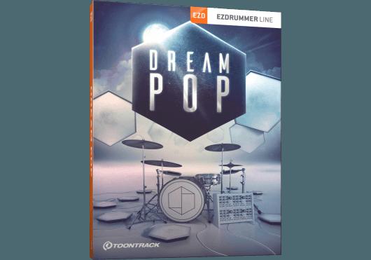 Logiciels - EZ DRUMMER - EXTENSIONS - Toontrack - OTO DREAMPOPEZX - Royez Musik