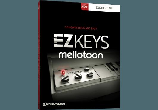 Logiciels - EZ KEYS - LOGICIEL - Toontrack - OTO MELLOTOON - Royez Musik