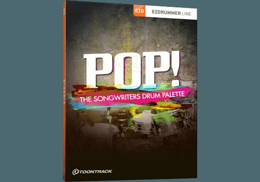 Logiciels - EZ DRUMMER - EXTENSIONS - Toontrack - OTO POPEZX - Royez Musik