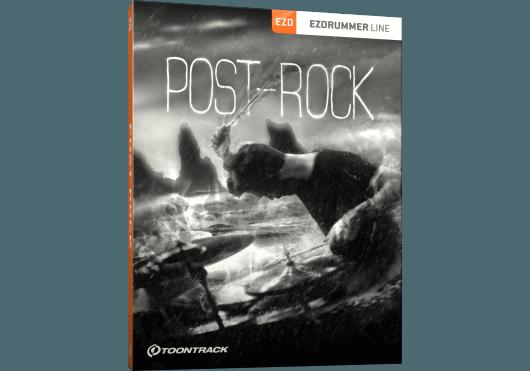 Logiciels - EZ DRUMMER - EXTENSIONS - Toontrack - OTO POSTROCKEZX - Royez Musik