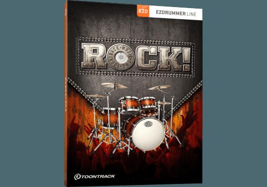 Logiciels - EZ DRUMMER - EXTENSIONS - Toontrack - OTO ROCKEZX - Royez Musik